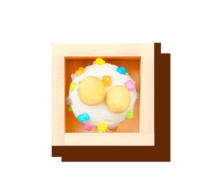 Tipsy Cassata -Japanese style-